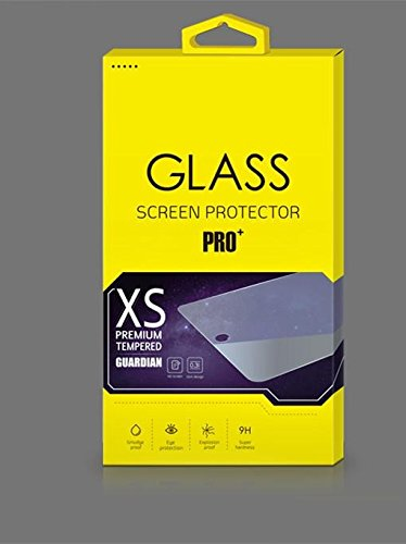 Lenovo S650 Tempered Glass Screen Protector [9H] - Full HD, Shatterproof, Anti Scratch Screen Guard by MARKET AFFAIRS  available at amazon for Rs.169