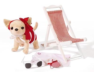 Chi Chi Love - Beachparty - Perrito con bolsa (Simba 105894232) de Simba Toys