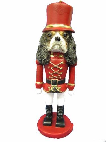 Ornamente Nussknacker (E & S Pets 35358–19Soldier Hunde Ornament)