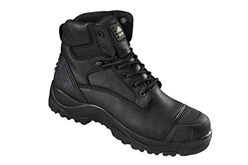 Rock Fall Slate Black S3 SRC Waterproof Composite Toe Cap Wide Fit...
