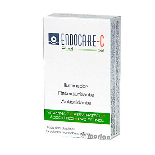ENDOCARE C PEEL GEL 6 ML X 5 SOBRES