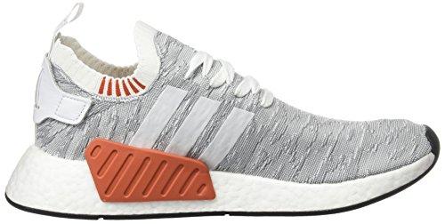 core Weiß Footwear White Primeknit White r2 adidas Black footwear Herren NMD Sneaker wvXn7Tq
