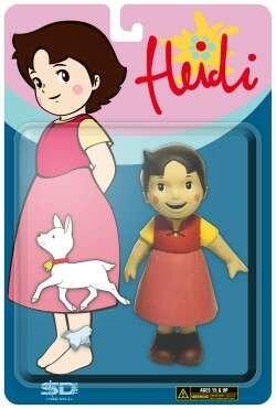 HEIDI FIGURA 15 CM HEIDI