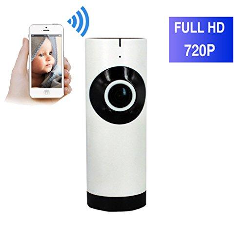 ShengyaoHul 720P HD Indoor Plug-And-Play Babyphone, 1 Mp Système De Sécurité Ip Home Camera / Vision Nocturne Infrarouge / Alarme / Détection De Mouvement Caméra De Surveillance Ip