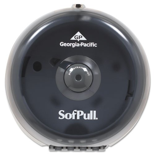 georgia-pacific-profesional-sofpull-mini-coreless-centerpull-toalla-dispensador-de-panuelos-8-3-4-w-