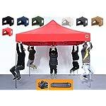 Gorilla Gazebo ® Pop Up 3x3m Heavy Duty Waterproof Commercial Grade Market Stall 4 Side Panels and Wheeled Carrybag… 12