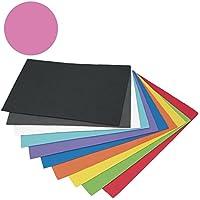 Campus University Ave-5065-PK-Fogli di schiuma, 2 mm, 10 pezzi, 40 x 60 mm, colore: rosa