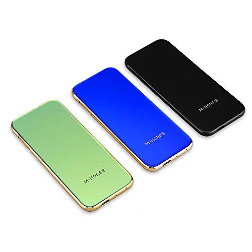 M-HORSE M1 Super Slim Mini Card Tel  fono m  vil Dual SIM 20 Smart Touch Sensor Button Bluetooth FM GSM
