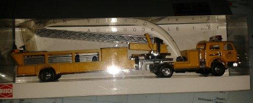 Busch - Juguete de modelismo ferroviario (BUV46005)