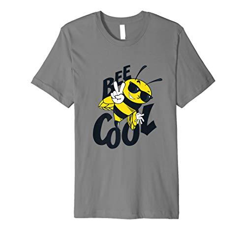 Bee Cool Tee. T-shirt für Jungen Mädchen die Insekten ()