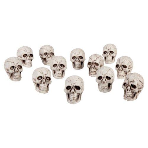 ischdeko 12 Stück (Halloween Tischdeko)