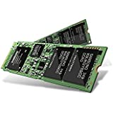 Samsung SM951 256 GB 256GB - Solid State Drives (SSD) (Schwarz, Grün, PCI Express, x4, M.2)