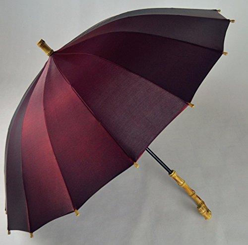 Cnbbgj vintage a manico lungo ombrello di bambù classico stile cinese personalità idee artigianato cheongsam manico di bambù ombrello rosso,b