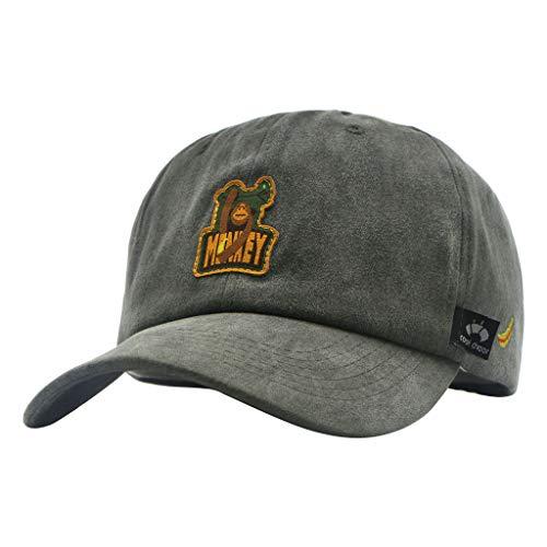 topgrowth cappello con visiera donna unisex baseball cappelli sportivi  ricamo classico cappello visiera piatta cappello ( b222544d1404