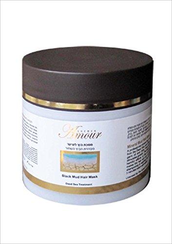 Shemen Amour Dead Sea - Masque de boue thérapeutique à base de boue noire - 250ml