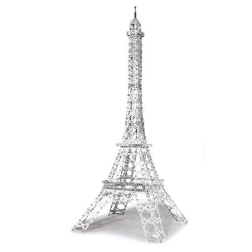 Eitech 00033 - Metallbaukasten - Eiffelturm Deluxe Set, 2300-teilig