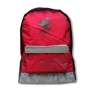 Fairy Tail escuela Mochila Bolsa Bolsa de Nueva Estilo