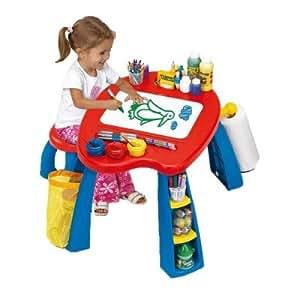 Crayola - 5039 - Loisir Créatif - Table d'activités