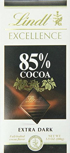 Lindt 85% Cocoa Dark Chocolate 100g
