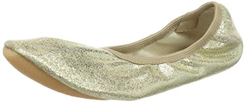 Beck Damen Basic Gymnastikschuhe, Gold (Gold 14), 38 EU