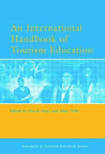 [(An International Handbook of Tourism Education)] [Edited by David Airey ] published on (November, 2005)