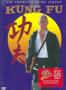 Kung Fu: Complete Seasons 1-3 [Import USA Zone 1]