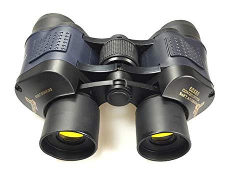 Télescope Jumelles Haute définition Vision Nocturne 60x60 Grand oculaire Pêche Observation des Oiseaux Concert Alpinisme Cyclisme Camping Tourisme