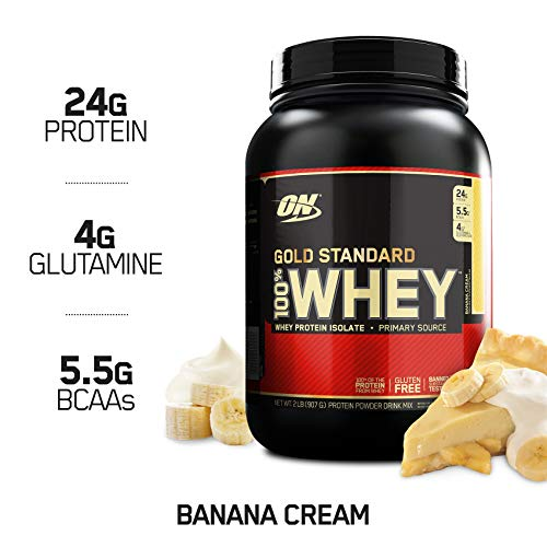 Optimum Nutrition Gold Standard 100% Whey Proteína
