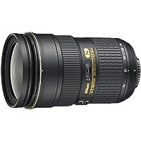 Nikon Nikkor - Objetivo para cámara AF-S 24-70mm f2.8G ED (15/11, bayonet hood HB-40 semi-soft case CL-M3, 8.3 cm), color negro