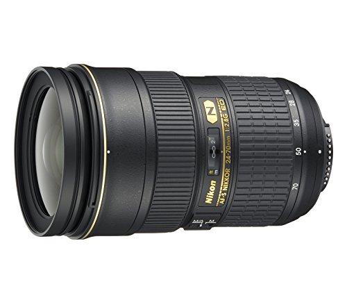 Nikon Objektiv Nikkor AF-S, schwarz [Nital Card-