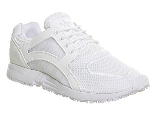 adidas Racer Lite Herren Sneakers Weiß Xvm3iX5AyF