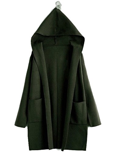 Albawear - Gilet - Femme Rouge Red Taille Unique vert militaire
