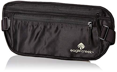 Eagle Creek Flache Seiden Bauchtasche Hüfttasche für Sport und Reisen