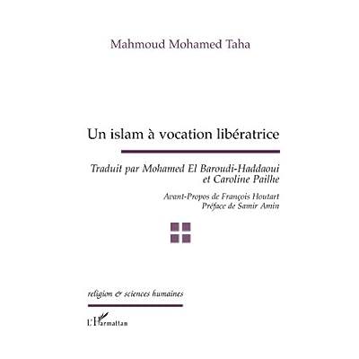 UN ISLAM À VOCATION LIBÉRATRICE
