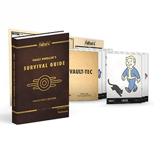 Fallout 4 : Guide de survie du Resident d'Abri - Edition collector