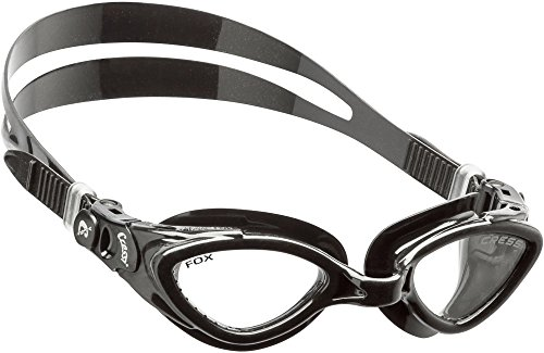 CRESSI Fox Schwimmbrille, Made in Italy