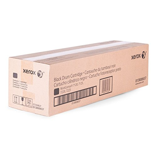 Preisvergleich Produktbild Original Bildtrommel passend für Xerox WorkCentre 7120 Xerox 013R00657 , 13R00657 , 13R657 - Premium Trommel - Schwarz - 67.000 Seiten