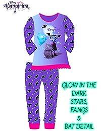 Vampirina Pijama Entero Niña Pijamas Niñas Ropa Noche Halloween
