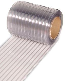 TearAway 177040 ALECO PVC Strips, Scratch-Guard Charcoal, 10' L x 8