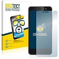 [2 Pack] Protector Pantalla Gigaset GS170 Pelicula Protectora, Screen Protector, Anti-Burbujas, Ultra-Transparente