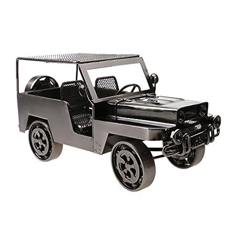 Modèle Reduit Voiture Maquette Véhicules Jeep Militaire Jouet Enfant Cadeau
