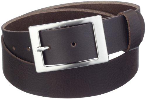 MGM - Cinturón para mujer, talla 110 cm, color Marrón