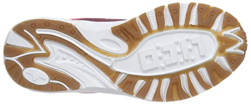 Lico Bob V, Chaussures Multisport Indoor fille Rose - Rose/blanc