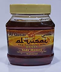Al Qusai Pure Sidr Honey, 900gms in Pet Bottle, Stay Fit & Young
