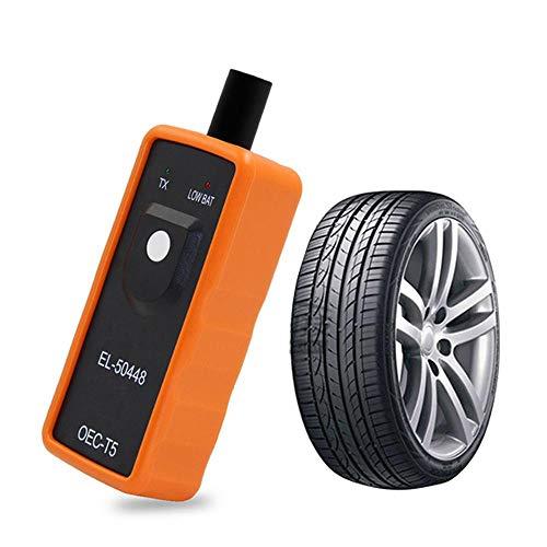 EL 50448 Reifendruckmessgerät TPMS Relearn Werkzeug Digital Reifendrucksensor Aktivierung Reset Tool für GM Serie Auto Notfallprüfer Professional Auto OEC-T5 für Opel -