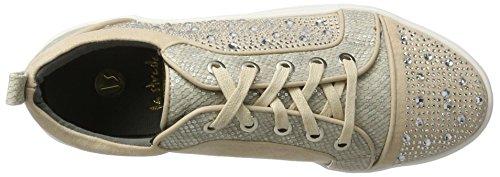La Strada 965408, Sneakers basses femme Beige