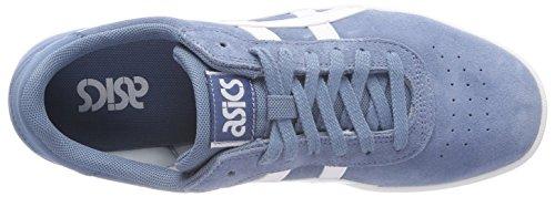Asics Herren Percussor TRS Sneaker Weiß Birch Weiß Sneaker Blau Provincial Blau ... 68c5b9