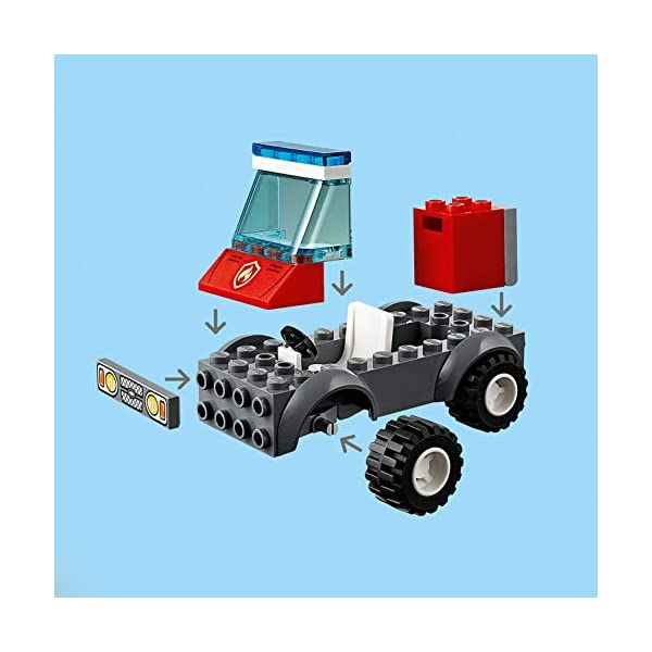 LEGO City - Barbecue in fumo, 60212 4 spesavip