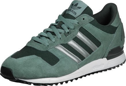 Unisex 700 Sneakers Bianco Adidas Verde Zx OvqpqH