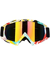 AnazoZ Gafas Protectoras Deporte Gafas Todoterreno Gafas de Moto Gafas de Montar